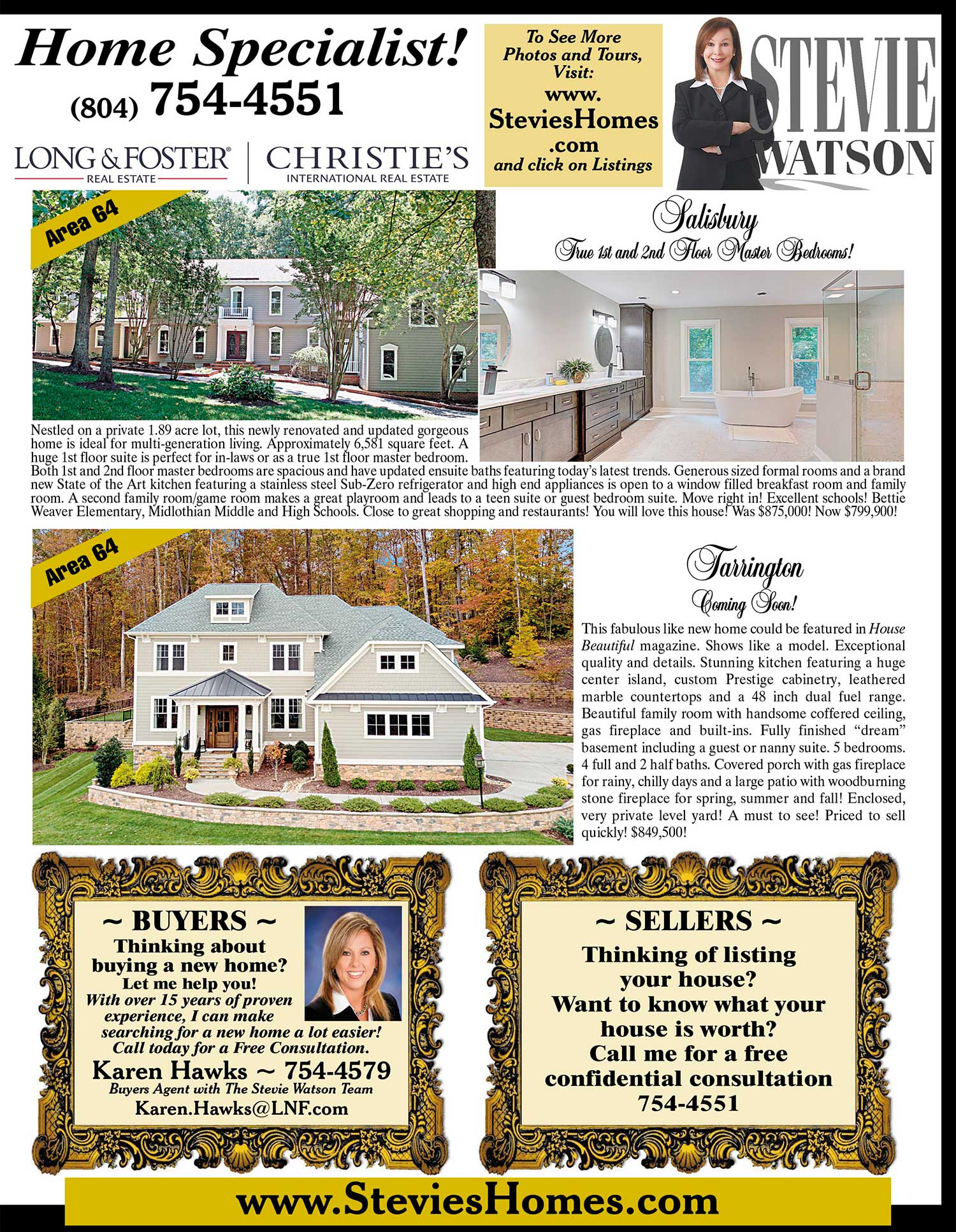 Estates and Homes Magazine